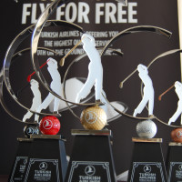 3 2015 Turkish Airlines World Golf Cup Awards