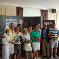 4 2015 Turkish Airlines World Golf Cup Winners