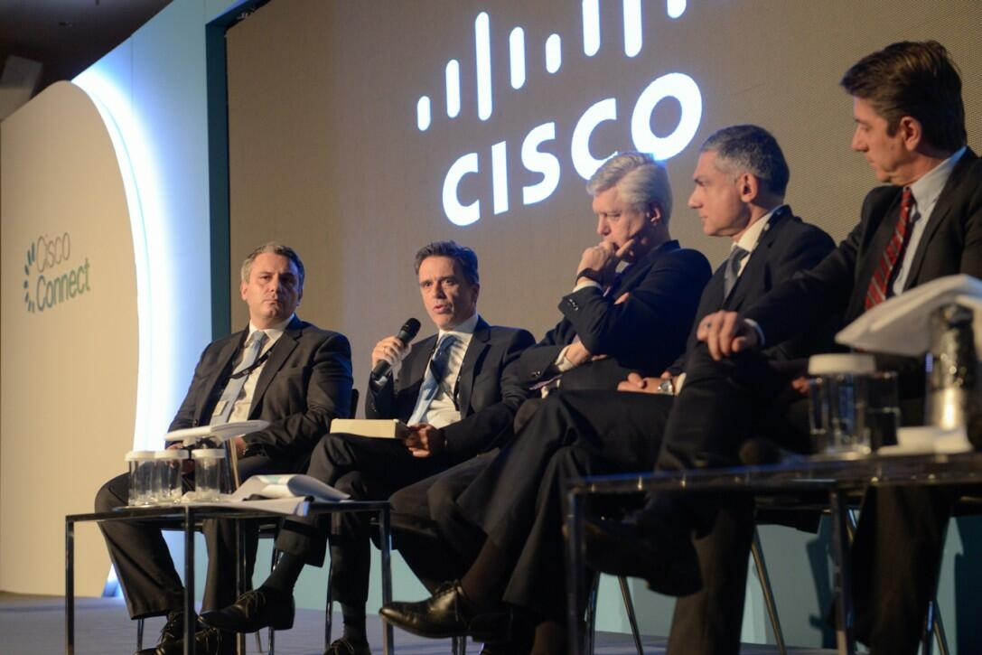 Cisco Connect Greece 2014: Τι είπαν κορυφαίοι CEOs για το Internet of Things