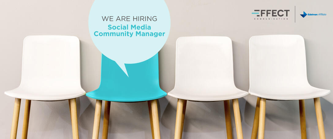 Job Opening: Social Media Community Manager